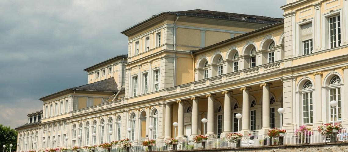 Bad Ems ist ein Teil des UNESCO-Welterbe