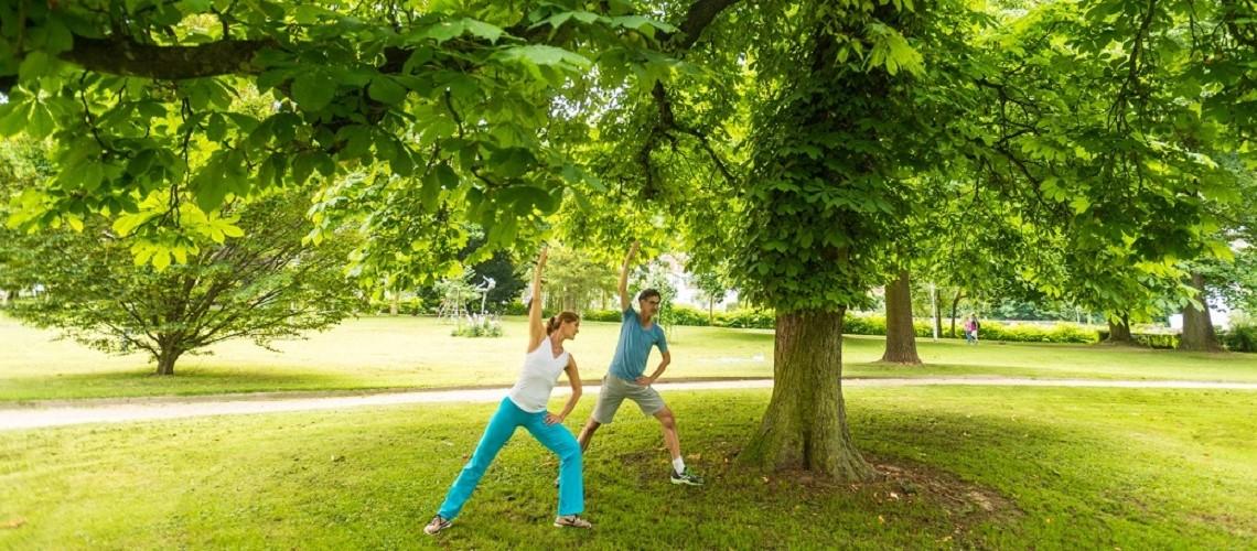 Gesundheits- und Fitnesstage