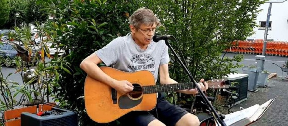 Werner Linkenbach: Musik am Nachmittag